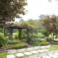A Lower Garden Wedding at the Glen-Ella Springs Inn, a North Georgia wedding venue in Clarkesville