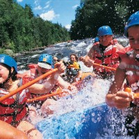 Have an awesome day white water rafting in Georgia