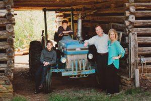 The Kivett Family