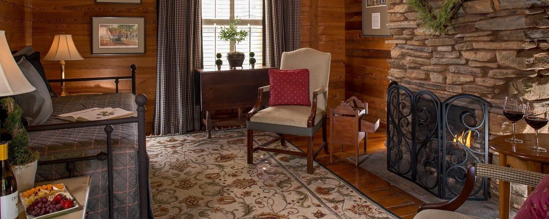 Three Room King Suites Sitting Room