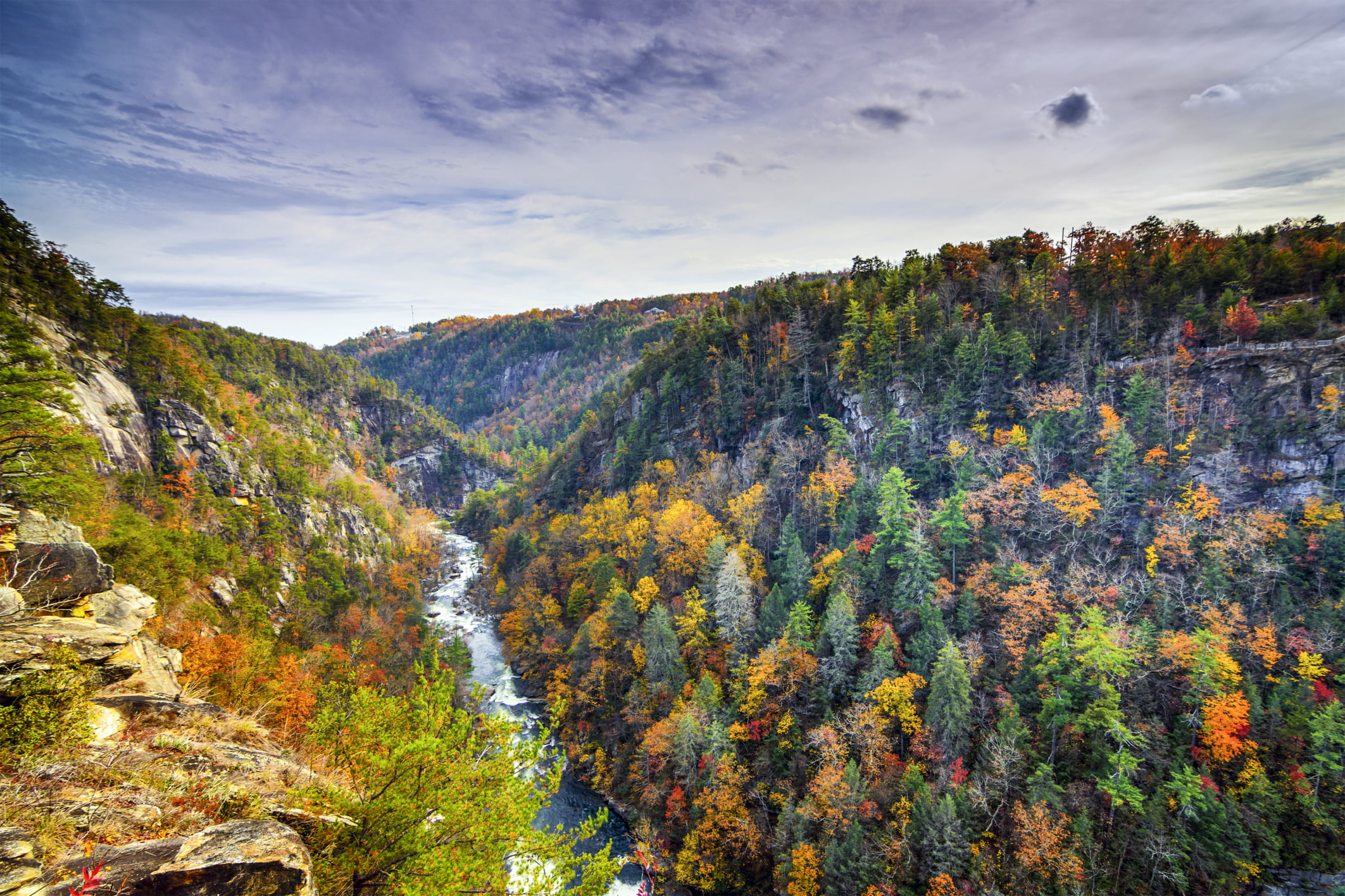 6 Of The Best Activities At The Tallulah Gorge State Park Glen Ella