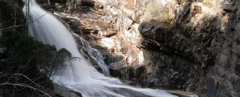 Hurricane Falls at Tallulah Gorge State Park