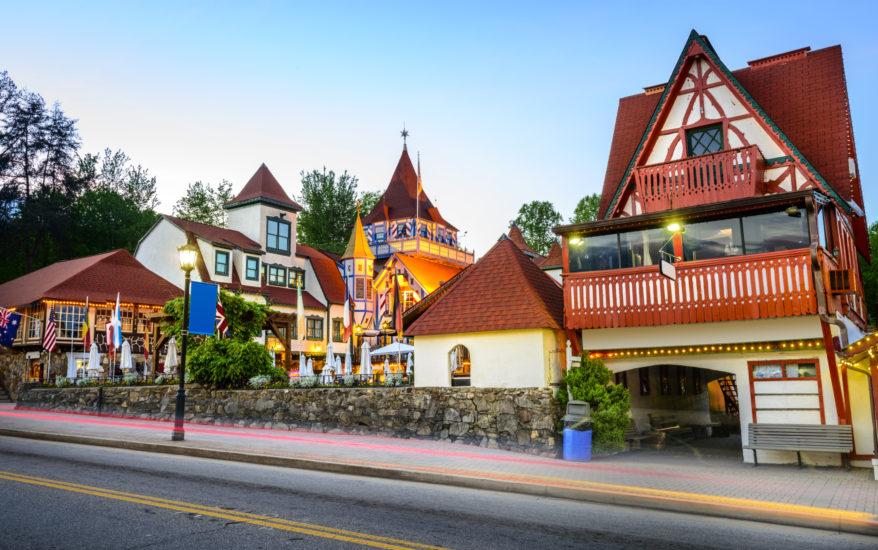 Helen, GA, attractions