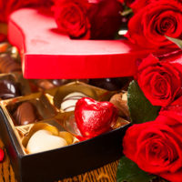 Valentine's Day and local chocolates