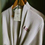 Spa-inspired robe