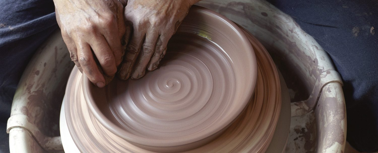 Learn pottery at the Folk Pottery Museum