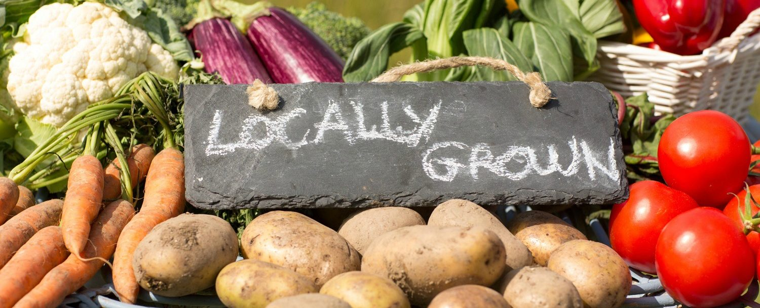 Buy great foods at farmers markets in Georgia