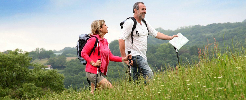enjoy hiking in North Georgia