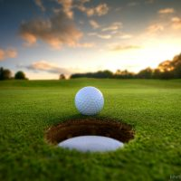 Enjoy golfing at the Apple Mountain Golf Club