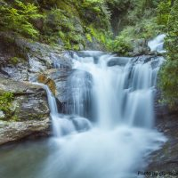 See waterfalls on the Dukes Creek Trail