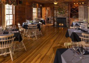 Glen-Ella Springs Restaurant near Tallulah Gorge