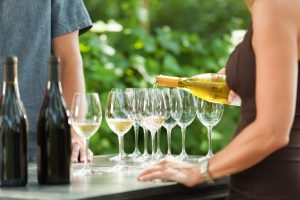Try the white wine at Tiger Mountain Vineyards