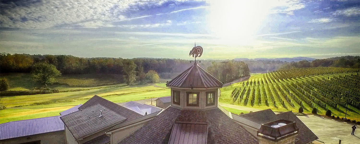 Image Courtesy Yonah Mountain Vineyards.