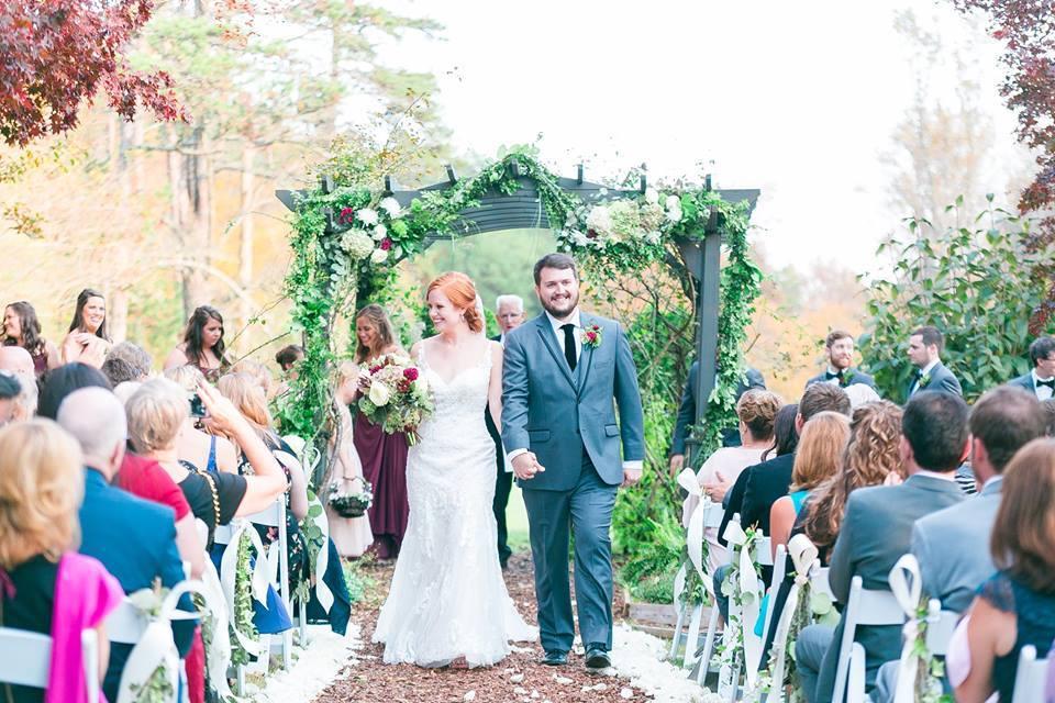 North Georgia Weddings Wedding Venues Glen Ella Springs Inn
