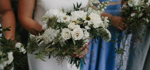 Hemmer Bouquet; Blue Ridge Mountain Wedding