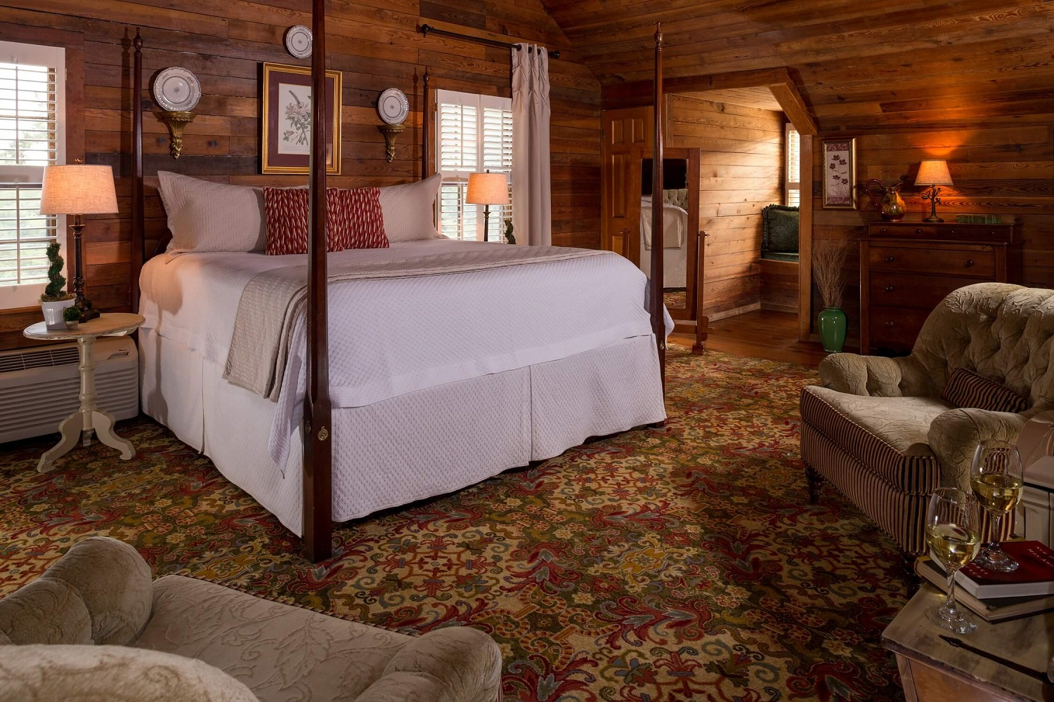 Accommodations near the best Wine Festivals in North Georgia