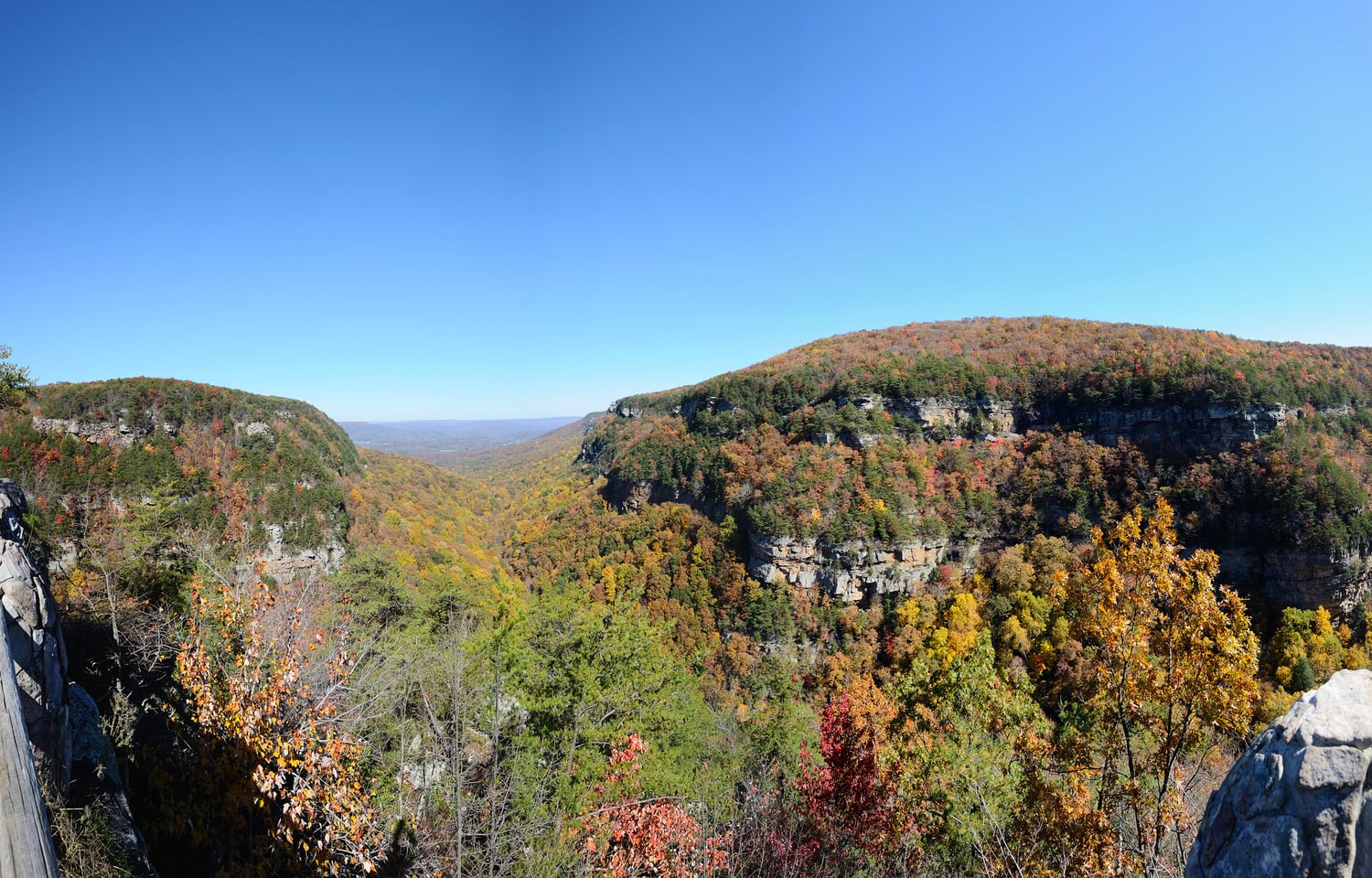 Charging Station Map >> The Best Adventures Await at Cloudland Canyon State Park