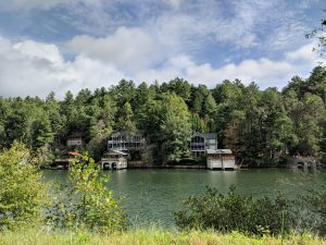 lake rabun, which offers some of the best Kayaking and Rafting in North Georgia
