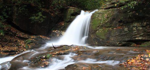 3 Days in North Georgia: Falls Dodd Creek along Raven Cliff Falls Trail in Georgia