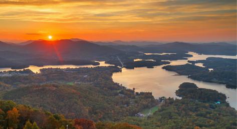 North Georgia Lakes