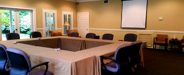 glen ella meeting room interior